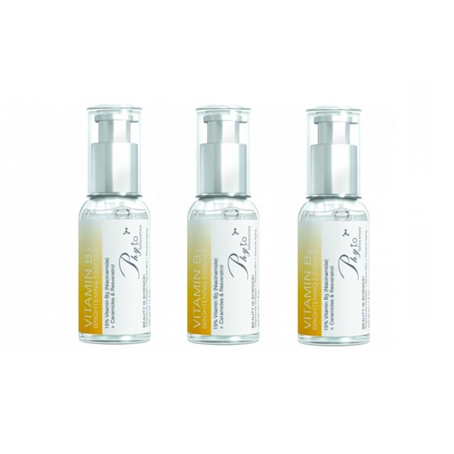 Phyto Lab Vitamin B3 Brightening Essence 維他命B3精華 (3支優惠套裝)